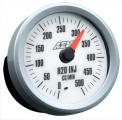 Analogový budík AEM průtok vody / metanolu (white face) 500cc/min