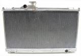 Hliníkový závodní chladič Jap Parts univerzální 12