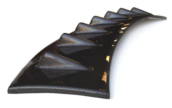 Karbonové křídlo Japspeed Subaru Impreza (01-07) - Shark look