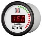 Digitální přídavný budík Stack ST3402 A/F s wideband lambdou bílý