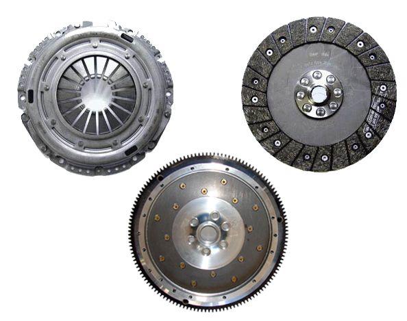Sachs Performance Spojkový kit VW / Audi / Seat / Škoda 1.8T/TDI 6-st. 240mm