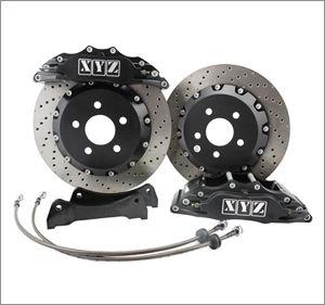 Přední brzdový kit XYZ Racing STREET 355 NISSAN E51 ELGRa (2WD) 02-10