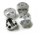 Kované písty JE Pistons VW Golf 4/5 3.2 24V VR6 R32 (01-) - 84.5mm - 8.5:1