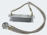 Olejový adaptér s hadicemi (kit) - D-08/AN8 na D-10/AN10