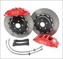 Přední brzdový kit XYZ Racing STREET 355 VOLKSWAGEN GOLF 2 (ne Rally a 4WD) 83-9