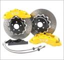 Přední brzdový kit XYZ Racing STREET 380 AUDI S3 4WD 1.8T 99-03