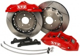 Přední brzdový kit XYZ Racing STREET 400 AUDI TT 4WD (Strut dia. 55mm) 06-UP