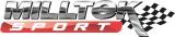 Catback výfuk Milltek VW Bora 1.8T 2WD (00-) - verze s rezonátorem