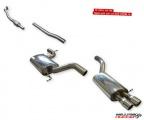 Turboback výfuk Milltek VW Jetta 5 2.0T FSI (06-)