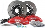 Přední brzdový kit Racing STREET 420 AUDI S2 90-96