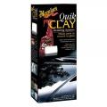 Meguiars Quik Clay Starter Kit 473ml - základní sada pro odstranění odolných nečistot z laku