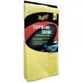 Meguiars Supreme Shine Microfiber - mikrovláknová utěrka 40 x 60cm