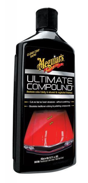 Meguiars Ultimate Compound 473ml - nejúčinnější leštěnka