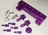 Rozdělovač podtlaků (vaccum manifold block) - 6x vývod