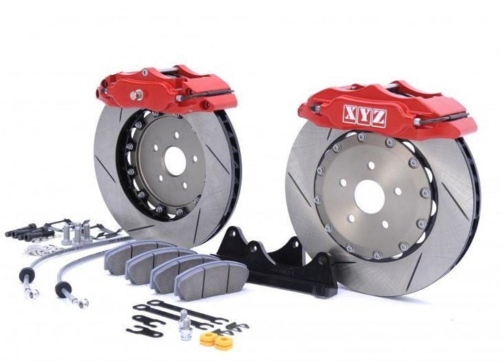 Přední brzdový kit XYZ Racing SPORT 303 OPEL CORSA OPC 1.6 TURBO 006-UP