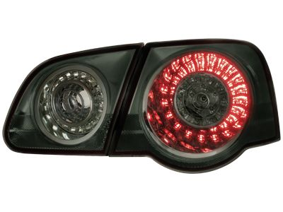 Zadní čirá světla VW Passat 3C Lim. 05-10 kouřová LED