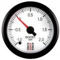 Přídavný budík Stack ST3361 52mm tlak turba - bar