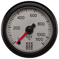 Přídavný budík Stack ST3383 52mm teplota výfukových plynů EGT - °C