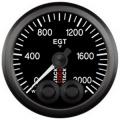 Přídavný budík Stack ST3514 52mm teplota výfukových plynů EGT - °F