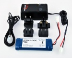 Racelogic baterie 2Ah s nabíječkou pro DriftBox / PerformanceBox