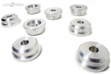 Solid Alloy Subframe Bushes Japspeed Nissan 200SX S13 (89-94)
