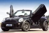 Vertikální otevírání dveří LSD BMW Mini Cooper typ R50 (06/01-)
