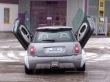 Vertikální otevírání dveří LSD BMW Mini Cooper typ R56 Coupe (12/06-)