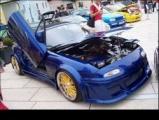 Vertikální otevírání dveří LSD Mazda MX-5 typ NA (05/90-04/98)