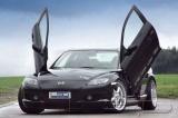 Vertikální otevírání dveří LSD Mazda RX-8 typ SE (12/03-)