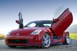 Vertikální otevírání dveří LSD Nissan 350Z typ Z33 (10/03-)