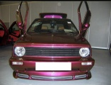 Vertikální otevírání dveří LSD VW Golf 2 typ 19E (8/83-12/92)