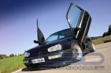 Vertikální otevírání dveří LSD VW Golf 3 typ 1HXO, 1H (09/91-) 3dv.