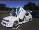 Vertikální otevírání dveří LSD VW Golf 3 typ 1HXO, 1H (09/91-) 5dv.