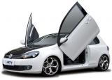 Vertikální otevírání dveří LSD VW Golf 6 typ 1K (10/08-)