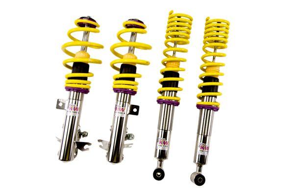 KW Automotive Sportovní podvozek KW V1 Inox HONDA Civic, CRX (MA8,MA9,MB1,MB2,MB3,MB4,MB6,MB7,
