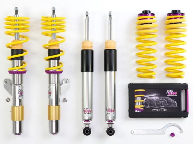 KW Automotive Sportovní podvozek KW V2 Inox CHRYSLER Viper (Dodge Viper) (SR) Mod. 03- SRT-10