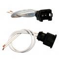 Napájecí konektor pro vstřikovač JETRONIC / EV1 (minitimer) s kabelem