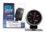 Přídavný budík Apexi style EL Meter Series - teplota vody (60mm)