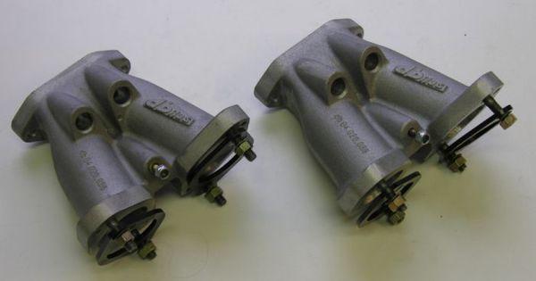 Sací svody Dbilas Dynamic VW Käfer 1.3-1.6 8V Typ I chl. vzduchem