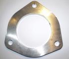 Příruba na katalyzátor 63,5mm (nerez) - 3 šrouby