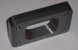 Redukční adaptér na turbo T3 > T4 (ocel)