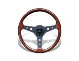 Sportovní volant Montreal dřevěný