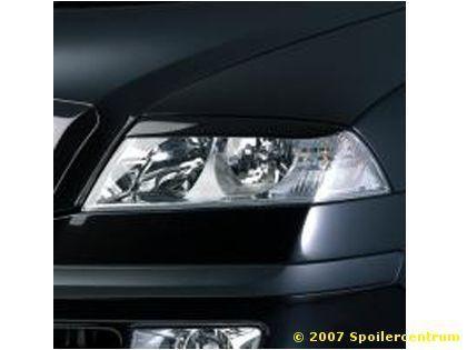 Mračítka - carbon Škoda Octavia II