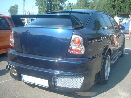 Stylla Křídlo Škoda Octavia WRC
