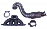 Montážní kit pro turba Garrett na Škoda / VW / Audi / Seat 1.8T 150/180PS