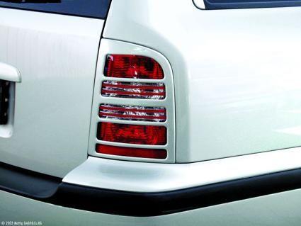 Kryty zadních světel Škoda Octavia