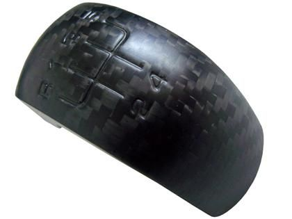 Krytka řadící páky -karbon 6st. Škoda Octavia II