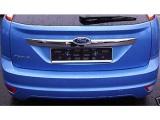 Lišta kufru chrom Ford Focus