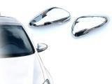Kryty zrcátek nerez - Volkswagen Golf 6