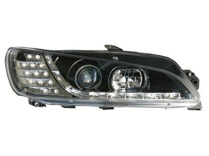 JOM Přední světla Devil Eyes Peugeot 306